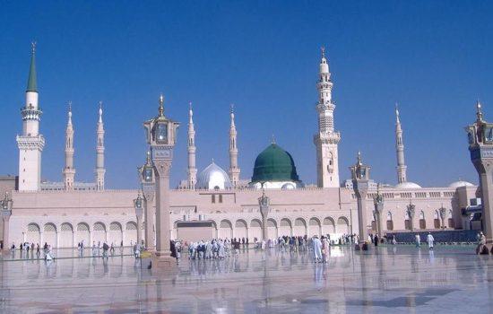 madina-masjid